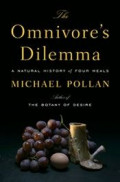 Omnivore's Dilemma book cover; photo credit: Alia Malley