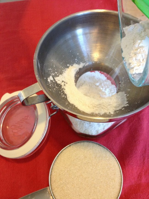 Easy-to-make homemade powdered sugar
