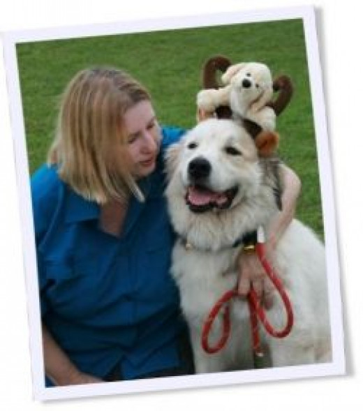 VSimmons-Great-Pyrenees-Waco-the-Wonder-Dog