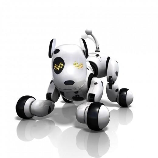 robotic dog zoomer