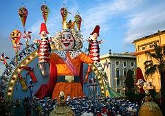Master of Puppets, Carnival of Viareggio