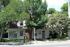 J Frank Dobie House