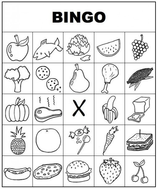 Free Printable Bingo Cards for Kids and Adults  Halloween