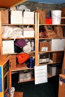 Storage-area