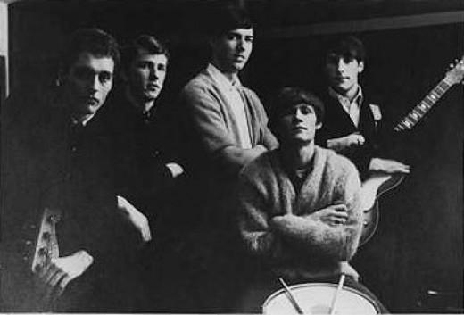 The Sonics 1960s Tacoma