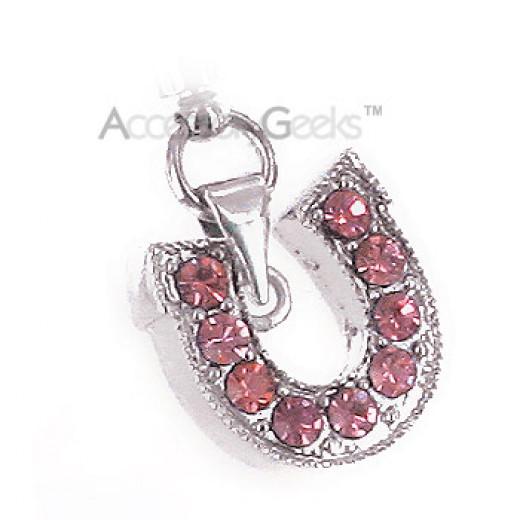 Pink-jeweled-horseshoe-phone-charm