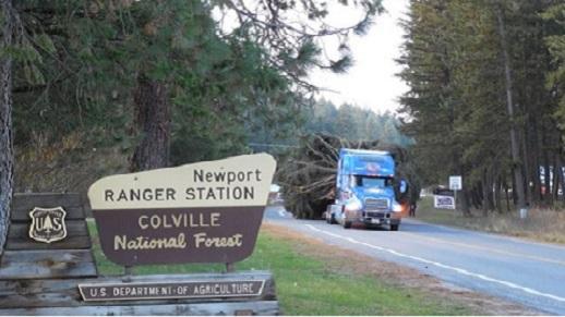 Colville Ranger Station Newport WA