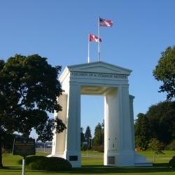 Peace Arch - Blaine, WA
