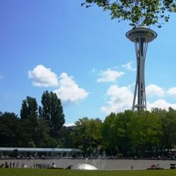 The Seattle Center