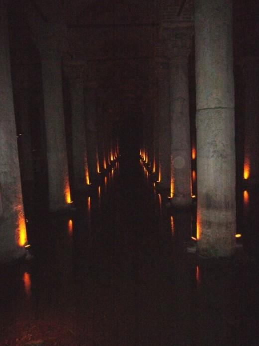 Basilica Cistern Columns - Istanbul