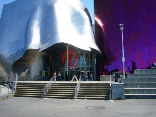 EMP/SciFi Museum, Seattle, WA
