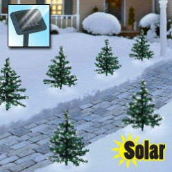 Christmas Holiday Solar Lights