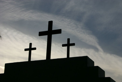There is Hope in the Cross