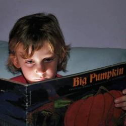Reading the Big Pumpkin