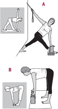 Iyengar Yoga can relieve back pain