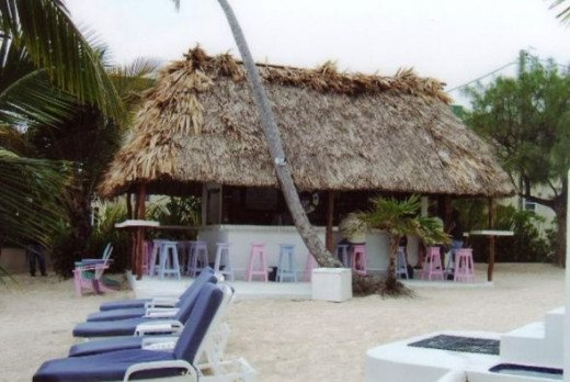 Ambergris Caye Beach Bar - Belize
