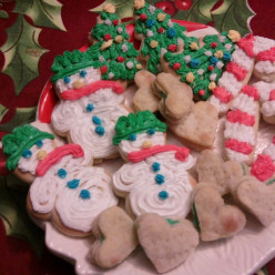 Fluffy Soft Sugar Cookies