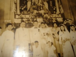 The Wedding of My Mother & Father