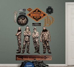 duck dynasty wall decals