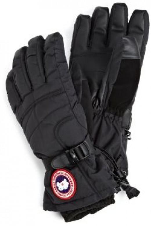Canada Goose Gloves - Amazon