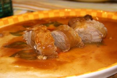 Orange Teriyaki Pork Tenderloin