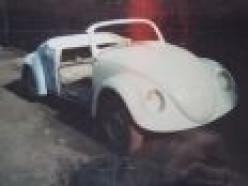 VW Beetle Wizard Roadster - Part 1