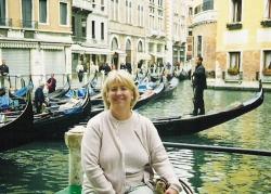 Enjoying Venice