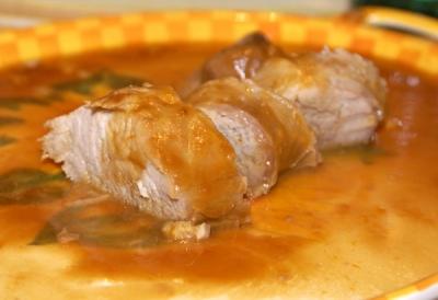 Orange Teriyaki Pork