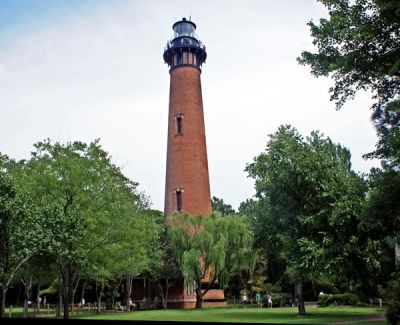 Currituck Lighthouse Grounds