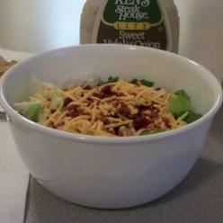 The Best Tossed Salad Recipe
