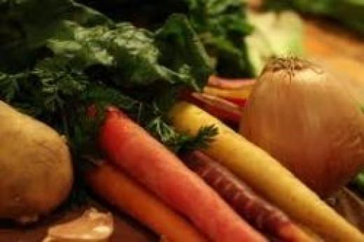 Prep Your Veggies