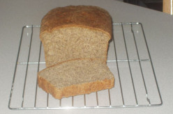 Easy Homemade Flax Bread