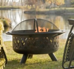 Cool Nights - Hot Fire Pit