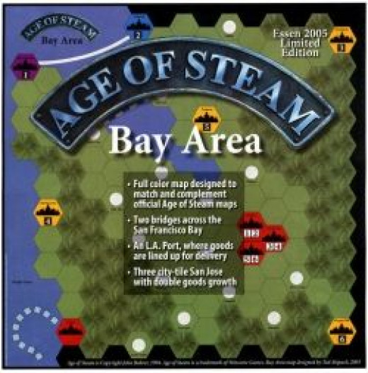 Age of Steam Bay Area
