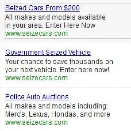 How Make Your Google Ad Say It All
