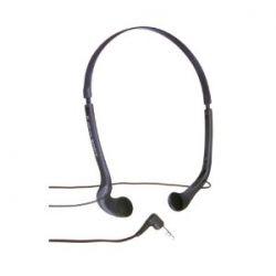Sony Lightweight MDR-W08L Headphones