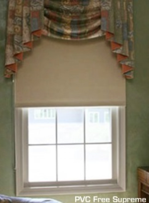 Eco friendly window treatments and shades