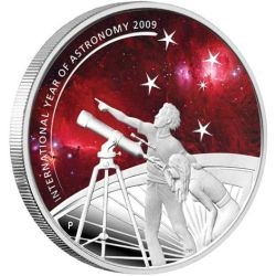 Year of Astronomy Coin