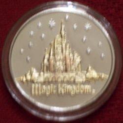 Cinderella's Castle Coin