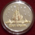 Disney Collectible Silver Coins