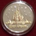 Disney Collectible Silver Coins