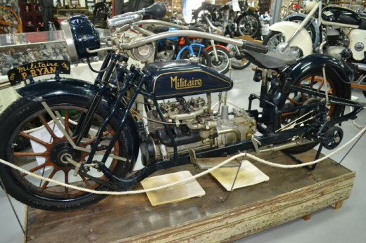 The National Motorcycle Museum at Nabiac on the NSW Central Coast.