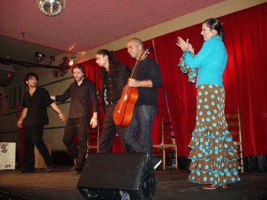 #74 - Flamenco in Barcelona