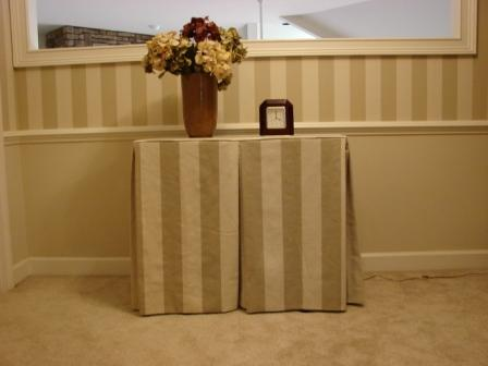 table slipcover