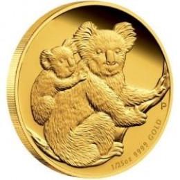 2011 Gold Koala