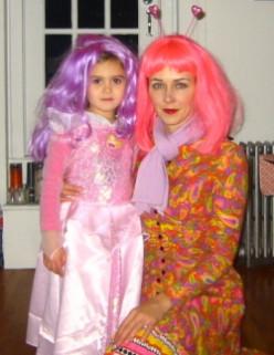 My Costume History