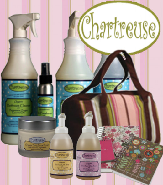 Unique Eco Chic Products from Chartreuse!