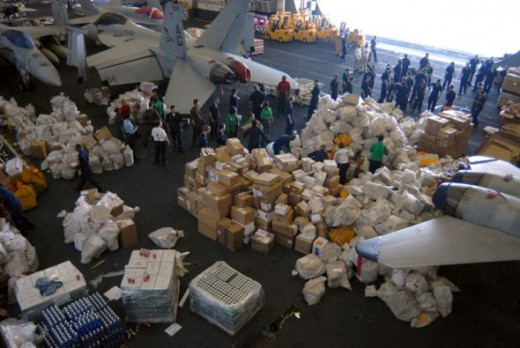 Mail on the USS Dwight D. Eisenhower