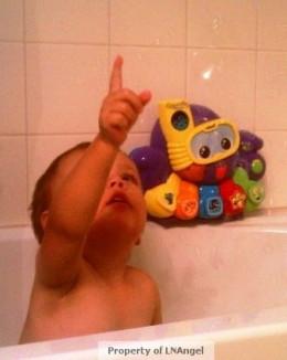 My Fun Bathtime Bubble Toy