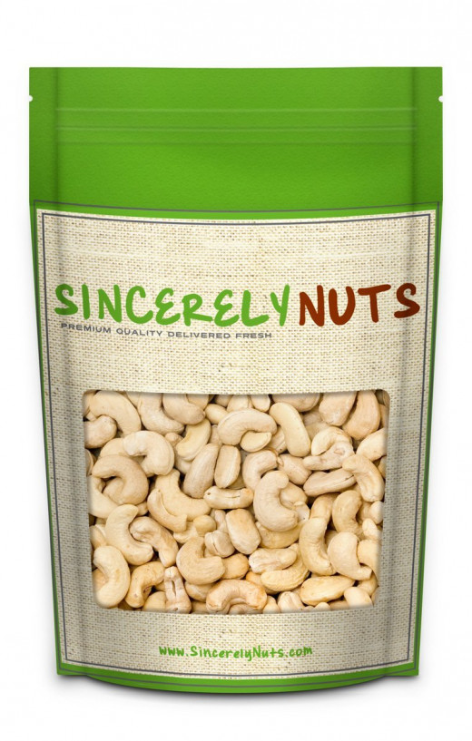 Buy nuts on Amazon and save money without having to buy in bulk!